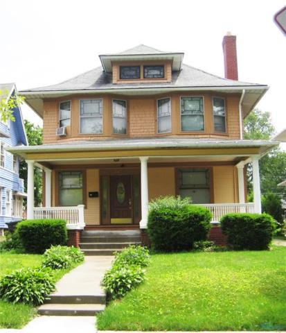 2120 Glenwood, Toledo, OH 43620 (MLS #6034609) :: Key Realty