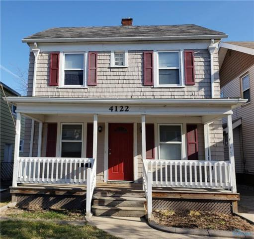 4122 Mayfield, Toledo, OH 43612 (MLS #6034660) :: RE/MAX Masters