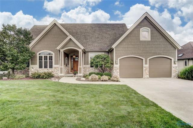 819 Pine Valley, Bowling Green, OH 43402 (MLS #6034661) :: Key Realty