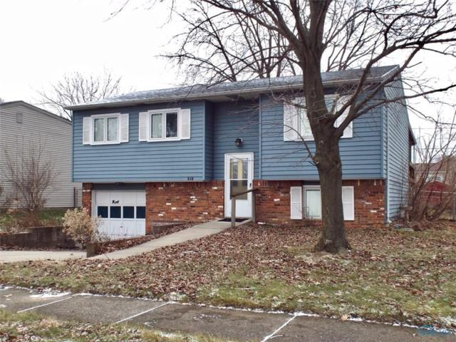 201 Dillrose, Northwood, OH 43619 (MLS #6034706) :: RE/MAX Masters