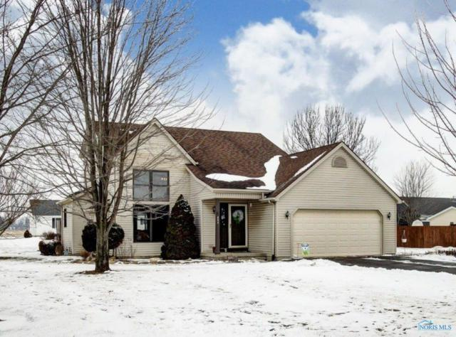 805 Greenview, Delta, OH 43515 (MLS #6034932) :: Key Realty
