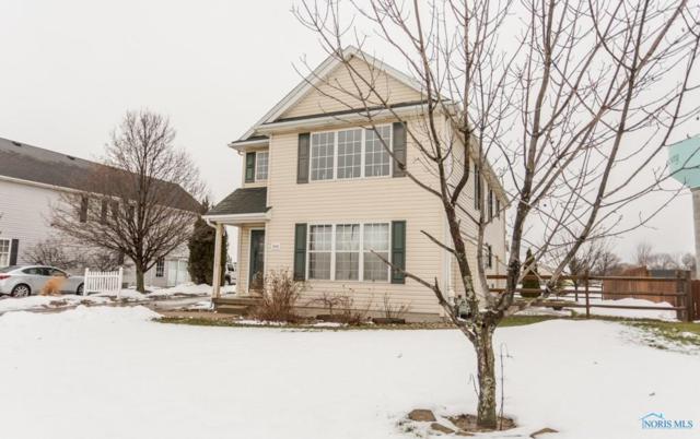 868 Wood Sorrel, Perrysburg, OH 43551 (MLS #6035106) :: RE/MAX Masters