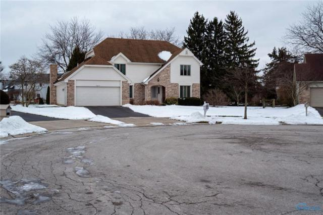 7657 Pope Run, Sylvania, OH 43560 (MLS #6035200) :: Key Realty