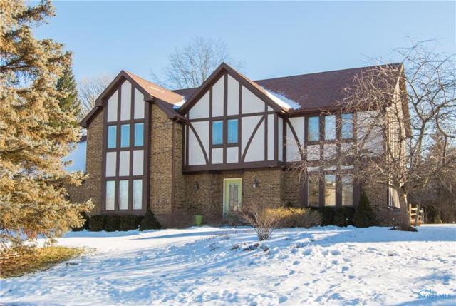 490 S Ridge, Perrysburg, OH 43551 (MLS #6035230) :: Key Realty