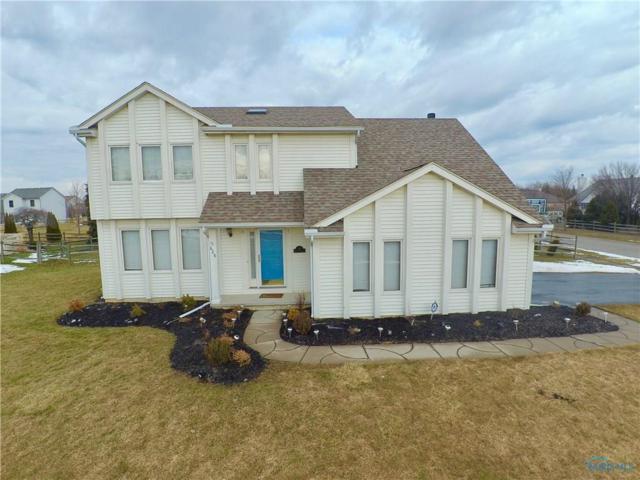 628 Streamview, Perrysburg, OH 43551 (MLS #6035244) :: Key Realty