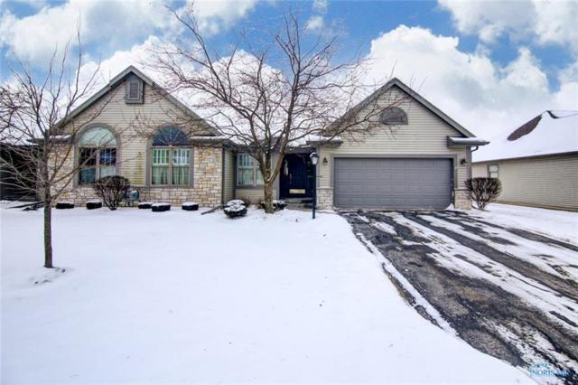 14571 Dexter Falls, Perrysburg, OH 43551 (MLS #6035266) :: Key Realty