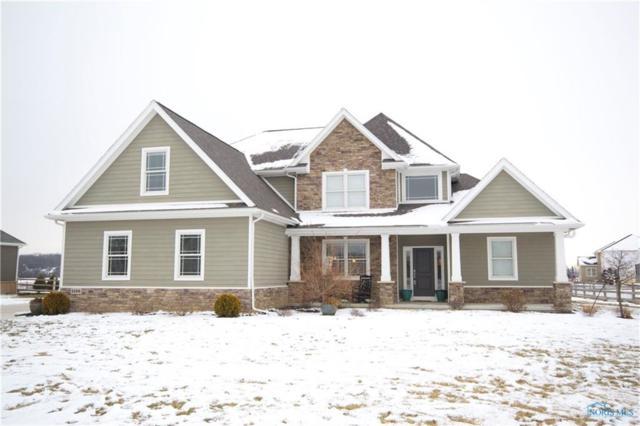 1100 Hunting Creek, Perrysburg, OH 43551 (MLS #6035281) :: RE/MAX Masters