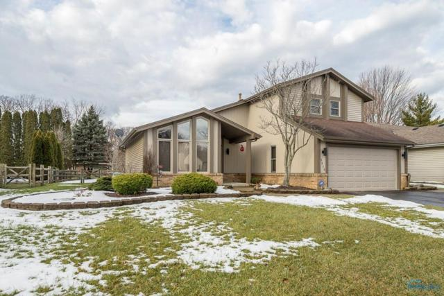 5515 Greenridge, Toledo, OH 43615 (MLS #6035481) :: Key Realty