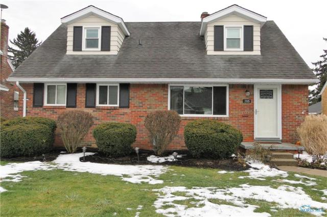 705 Highland, Rossford, OH 43460 (MLS #6035493) :: RE/MAX Masters