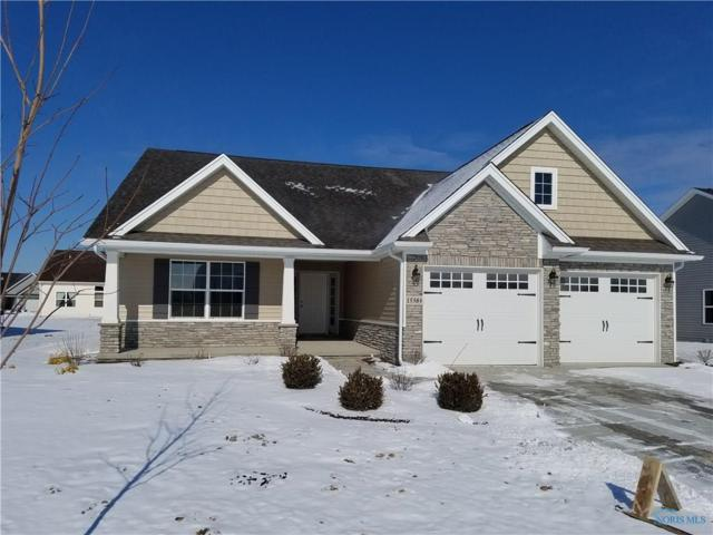15384 Silver Pine Lot 32, Perrysburg, OH 43551 (MLS #6035502) :: Key Realty