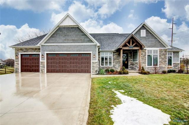 5753 Mallard Pointe, Sylvania, OH 43560 (MLS #6035621) :: Key Realty