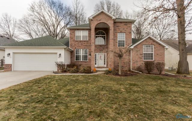 5864 Sylvan Ridge, Toledo, OH 43623 (MLS #6035686) :: Key Realty