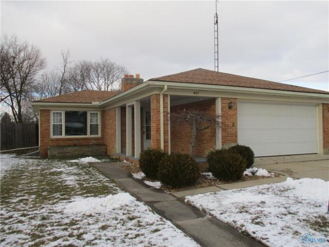 405 Maplewood, Delta, OH 43515 (MLS #6035976) :: Key Realty