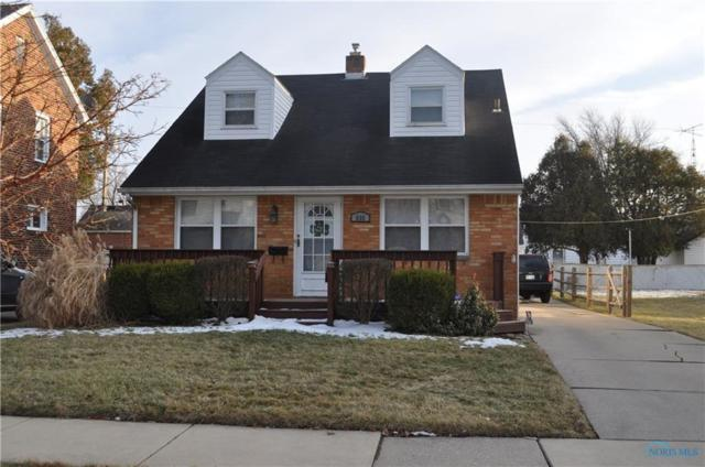 535 Cloverdale, Toledo, OH 43612 (MLS #6036118) :: Key Realty