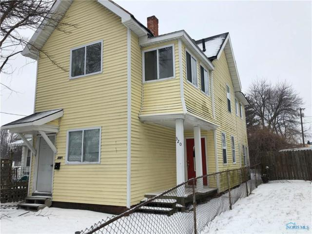 322 Maumee, Toledo, OH 43609 (MLS #6036358) :: RE/MAX Masters