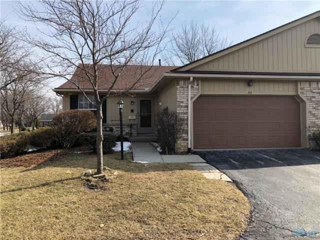 56 Homestead #56, Maumee, OH 43537 (MLS #6036365) :: RE/MAX Masters