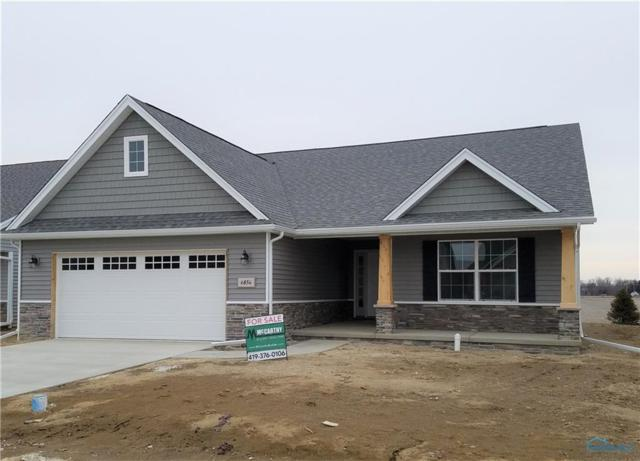 6856 Torrey Pine Lot 204, Maumee, OH 43537 (MLS #6036455) :: Key Realty