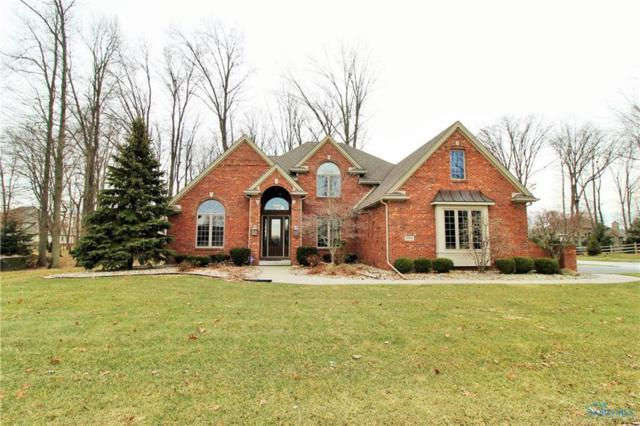 7901 Chestnut Ridge, Maumee, OH 43537 (MLS #6036477) :: Key Realty