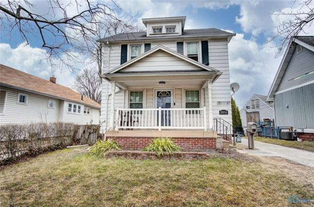 2816 Oak Grove, Toledo, OH 43613 (MLS #6036551) :: Key Realty
