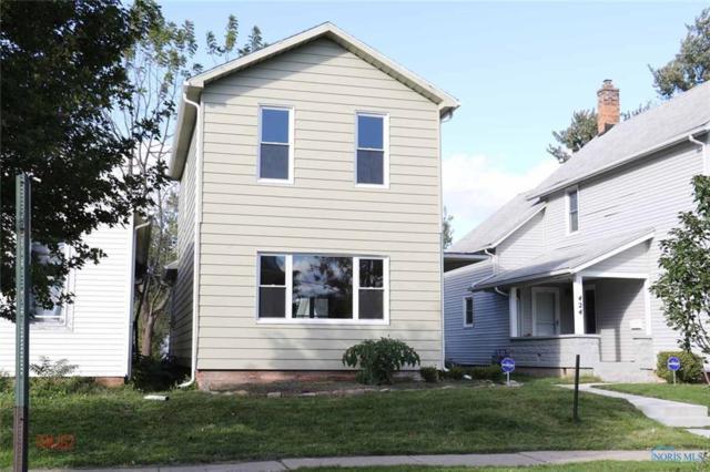 426 Crittenden, Toledo, OH 43609 (MLS #6036562) :: RE/MAX Masters