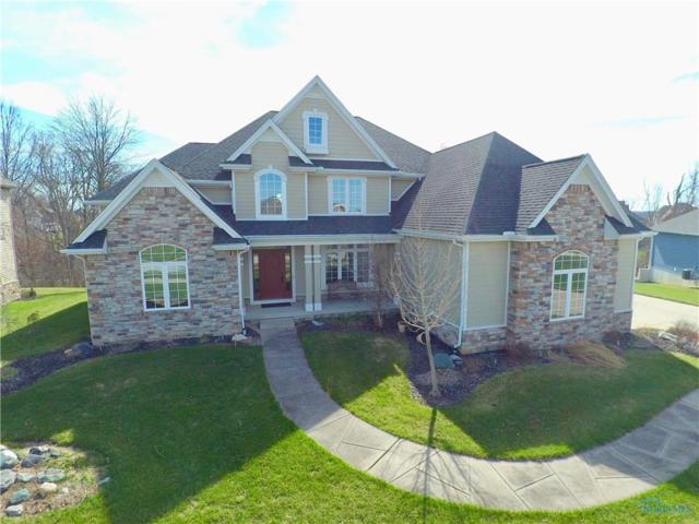 25196 Rocky Harbour, Perrysburg, OH 43551 (MLS #6036609) :: Key Realty