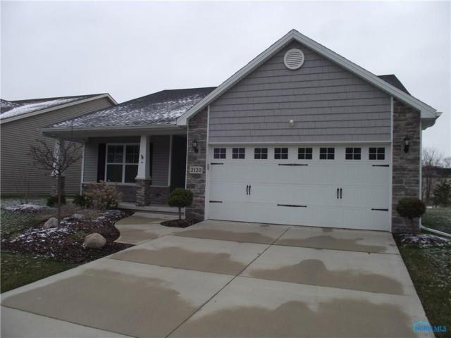 2120 Oakside, Toledo, OH 43615 (MLS #6036647) :: Key Realty