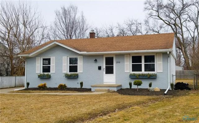310 Norma, Northwood, OH 43619 (MLS #6036765) :: Key Realty