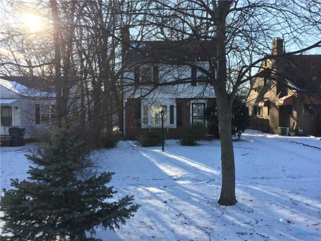 911 Cuthbert, Toledo, OH 43607 (MLS #6036771) :: Key Realty