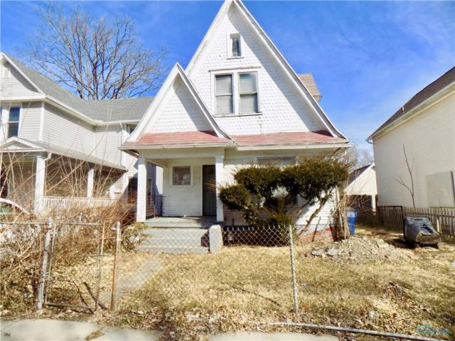 1358 Lincoln, Toledo, OH 43607 (MLS #6036941) :: Key Realty