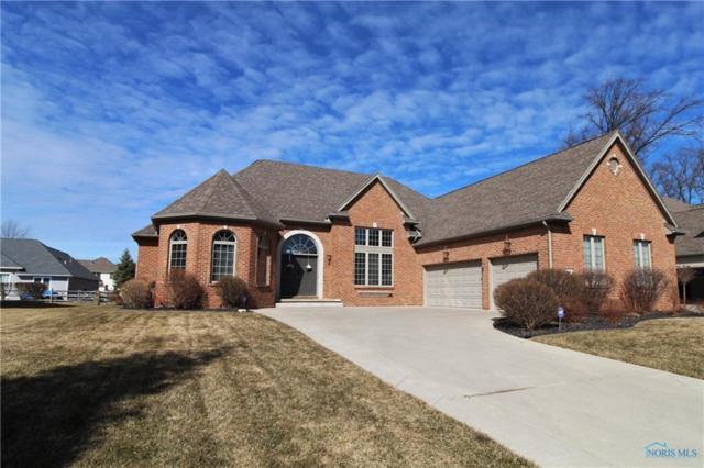 3661 Deer Creek, Maumee, OH 43537 (MLS #6037015) :: Key Realty
