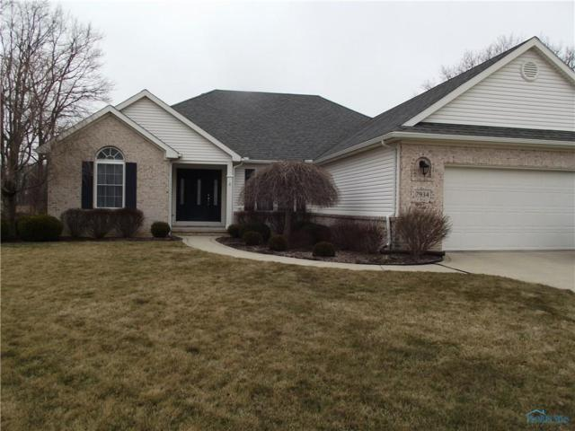 7934 Dana Rae, Waterville, OH 43566 (MLS #6037076) :: RE/MAX Masters