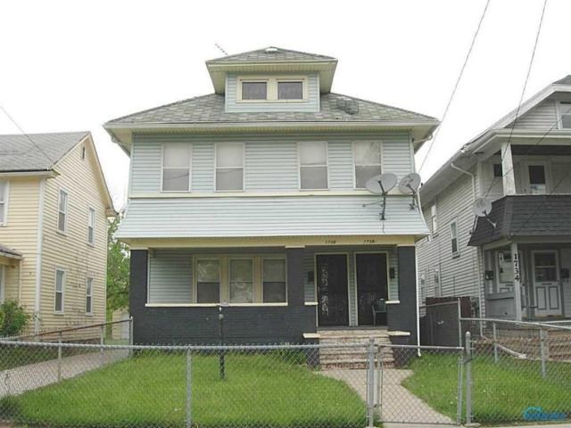 1738 Milburn, Toledo, OH 43606 (MLS #6037103) :: RE/MAX Masters