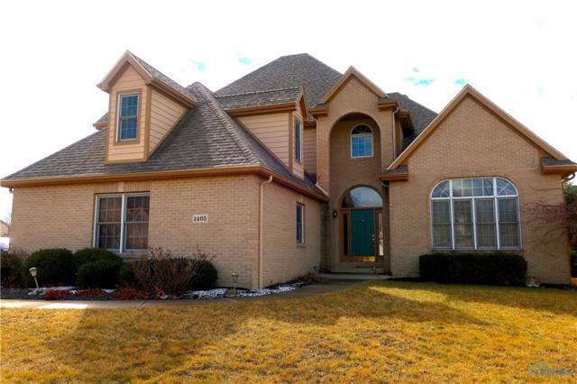 1405 Kensington, Bowling Green, OH 43402 (MLS #6037115) :: Key Realty