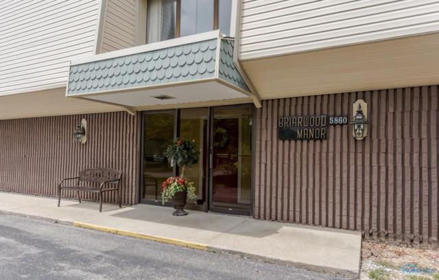 5860 Cresthaven 2C, Toledo, OH 43614 (MLS #6037194) :: RE/MAX Masters
