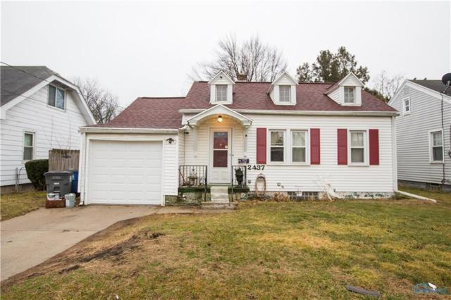 2437 Roseview, Toledo, OH 43613 (MLS #6037313) :: RE/MAX Masters