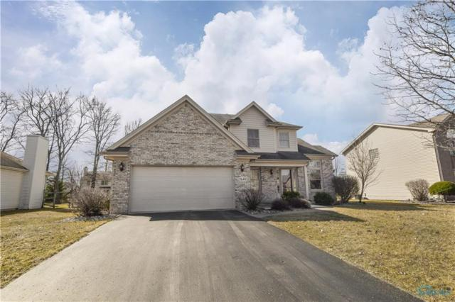 7649 Stone Hill, Maumee, OH 43537 (MLS #6037480) :: RE/MAX Masters