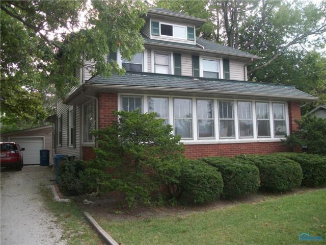 114 N Benton, Oak Harbor, OH 43449 (MLS #6037483) :: Key Realty