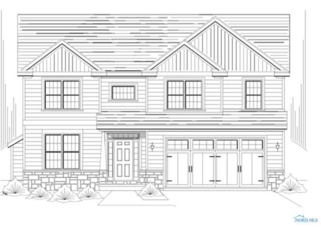 887 Timber Wood, Waterville, OH 43566 (MLS #6037509) :: Key Realty