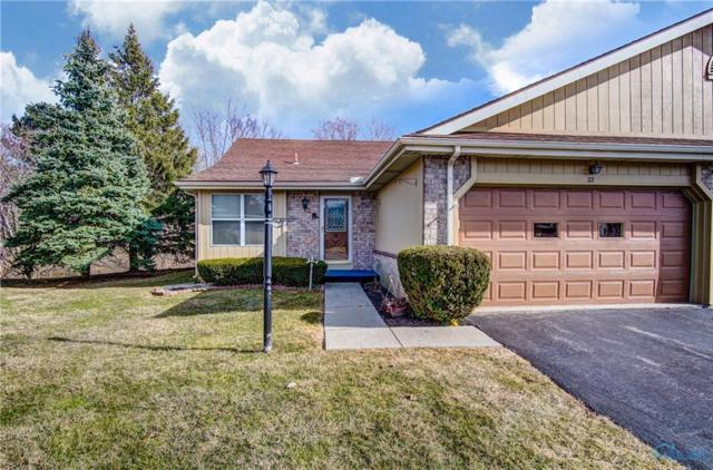 22 Homestead, Maumee, OH 43537 (MLS #6037597) :: RE/MAX Masters