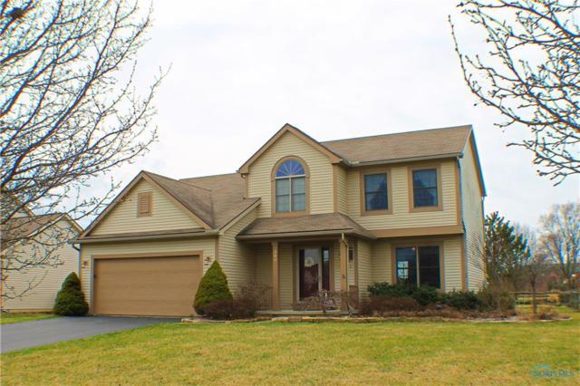 240 Twinbrook, Perrysburg, OH 43551 (MLS #6038026) :: Key Realty