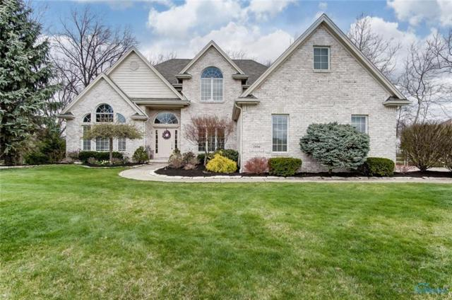 7956 Clover Creek, Maumee, OH 43537 (MLS #6038038) :: RE/MAX Masters