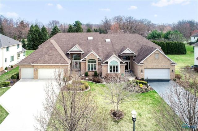 3825 Wrens Nest, Maumee, OH 43537 (MLS #6038289) :: Key Realty