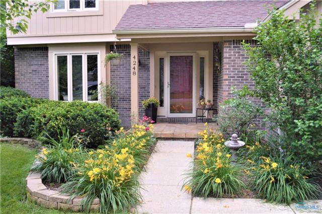 4248 Boynton, Sylvania, OH 43560 (MLS #6038309) :: Key Realty