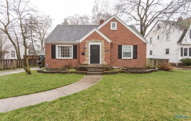 3303 Oakway, Toledo, OH 43614 (MLS #6038333) :: Key Realty