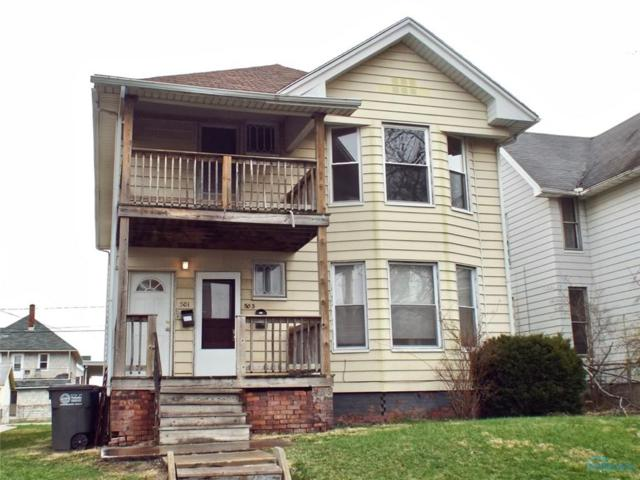 501-503 Platt, Toledo, OH 43605 (MLS #6038507) :: Key Realty