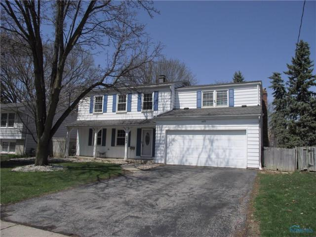 605 Dussel, Maumee, OH 43537 (MLS #6038732) :: Key Realty