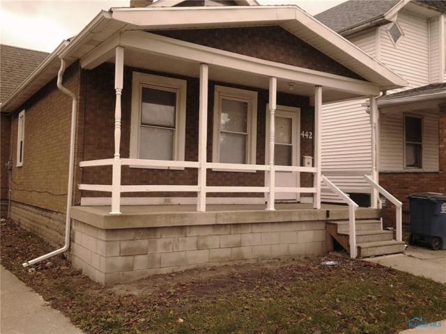 442 E Central, Toledo, OH 43608 (MLS #6038790) :: RE/MAX Masters