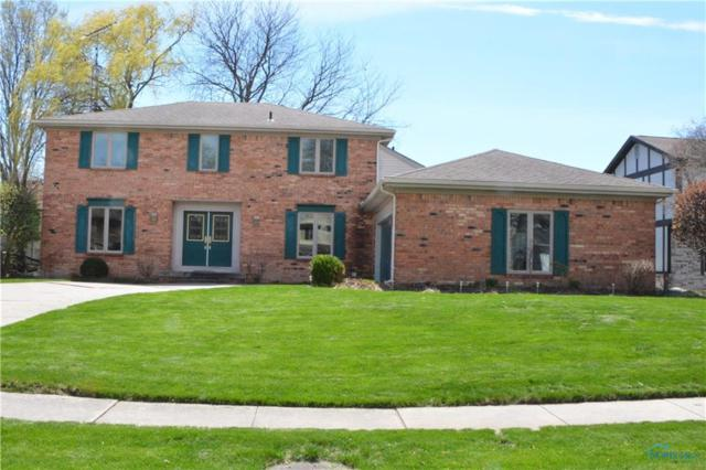 7819 Therfield, Sylvania, OH 43560 (MLS #6038810) :: RE/MAX Masters
