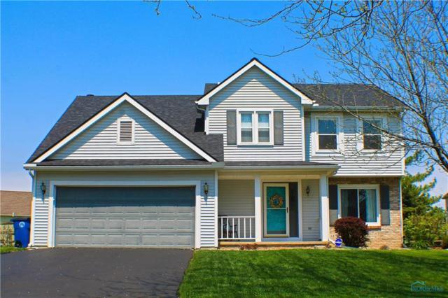 617 Timbercreek, Perrysburg, OH 43551 (MLS #6039577) :: RE/MAX Masters