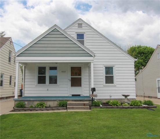 4713 Burnham, Toledo, OH 43612 (MLS #6039836) :: Key Realty